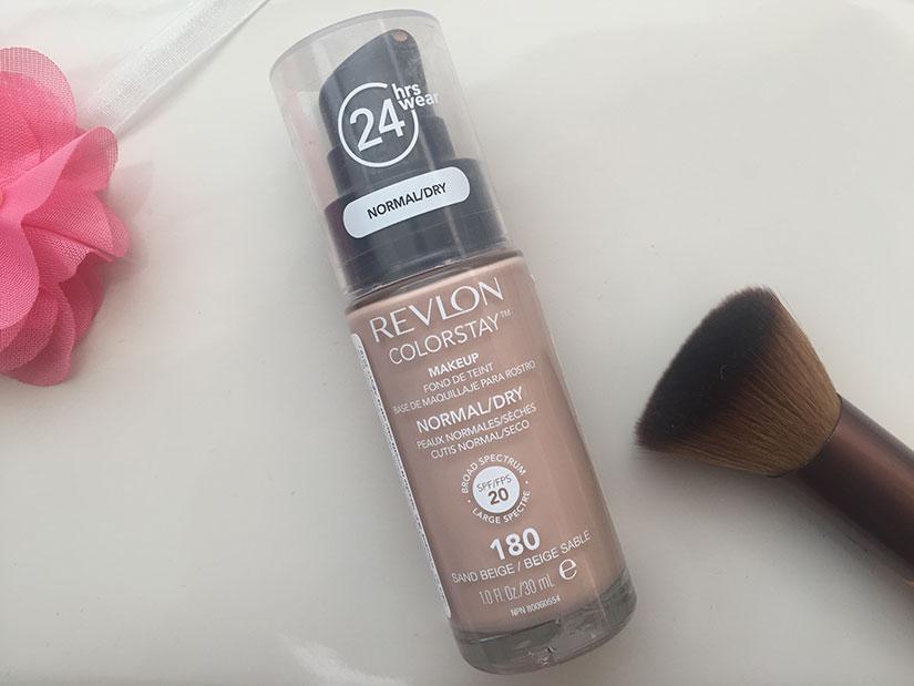 revlon colorstay normal/dry skin