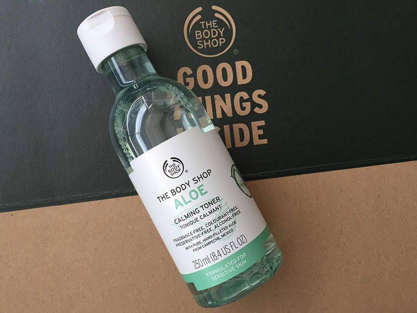The Body Shop Aloe Toner