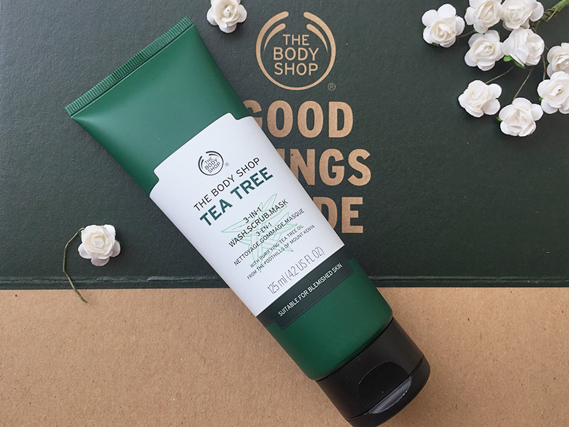 Ексфолиант The Body Shop