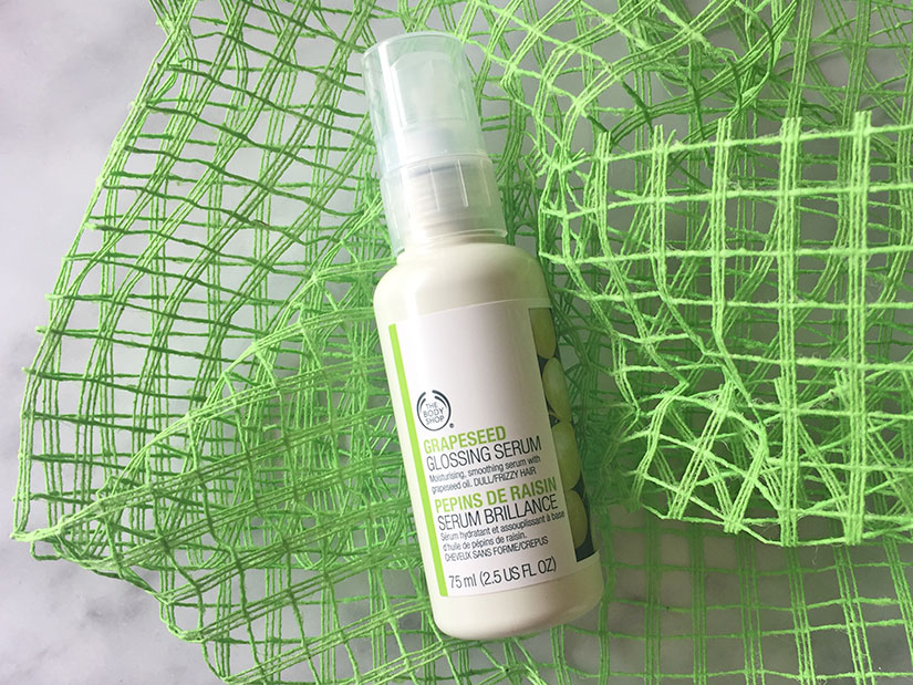 The Body Shop Glossing Serum